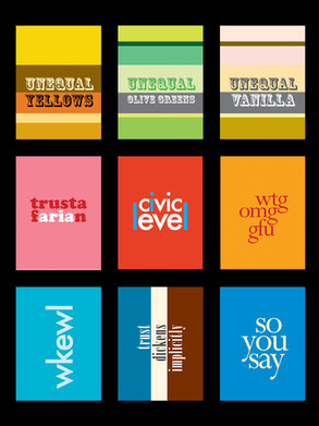 Typography Art [Plate C]