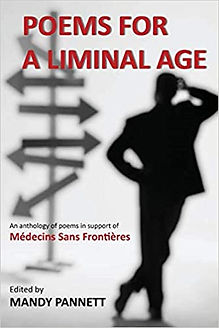 Poems for a Liminal Age Anthology Cover.