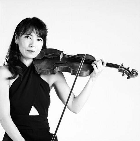 Eiko Kano violinist