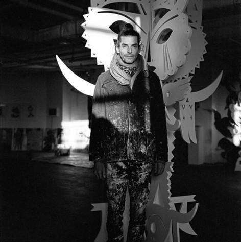 Carlito Dalceggio at Mana Contemporary