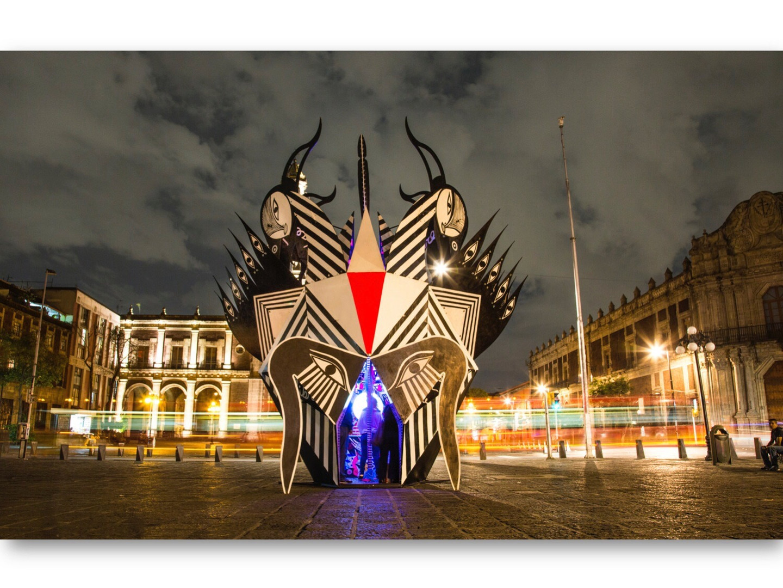 TEMPLO DE LA LIBERTAD - FREEDOM TEMPLE - MEXICO CITY 2016