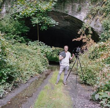 Vincent Marchetto at The Bergen Arches.j