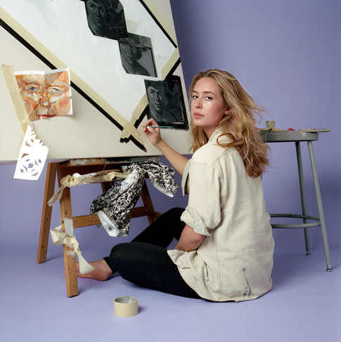 Julia Powers - Painter
