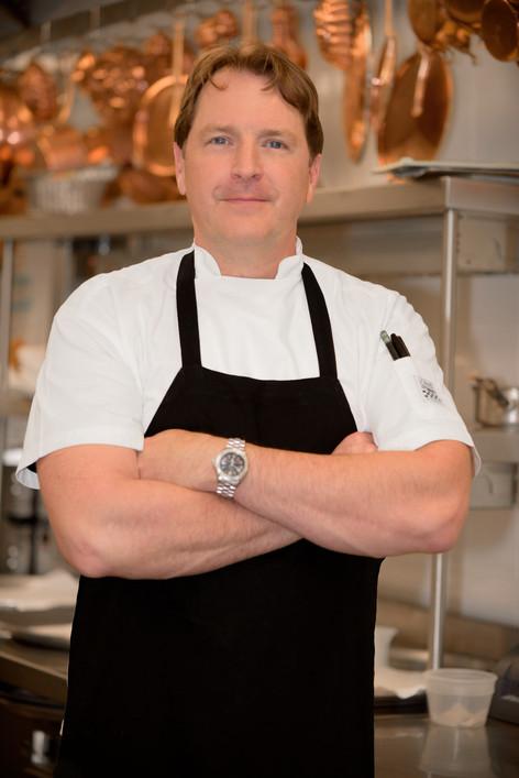 Brad Steelman - chef