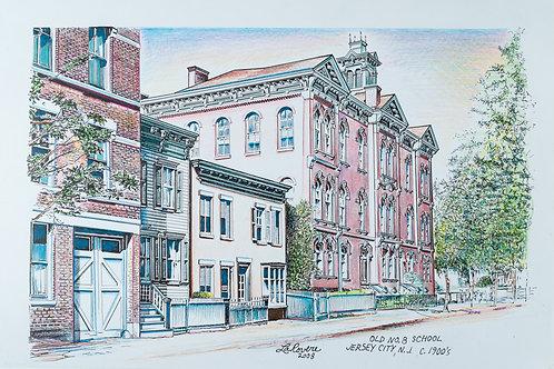 Old No.8 School 1900's