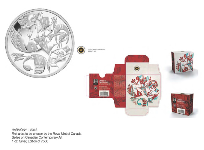 Royal Mint of Canada 2013