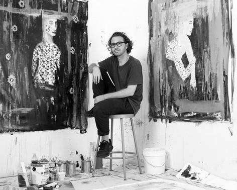 Devon Farber - Painter