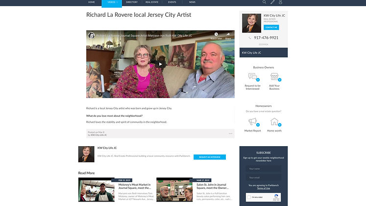 Richard-rovere-interview journal square