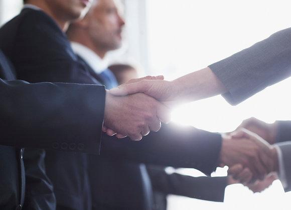 Elaboración de contrato de prestación de servicios
