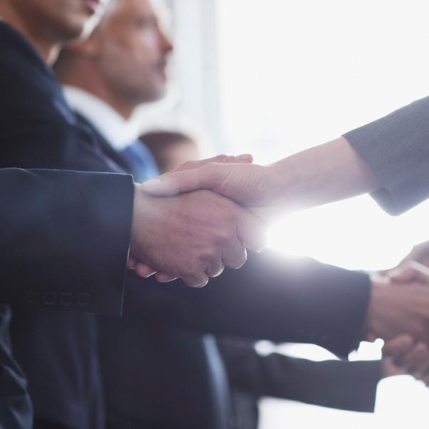 Business verbinden