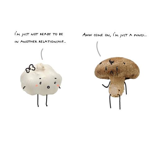 i'm just a fungi