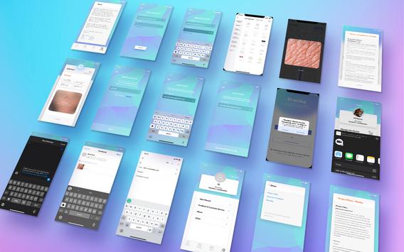 Pretika-App-UI Screen