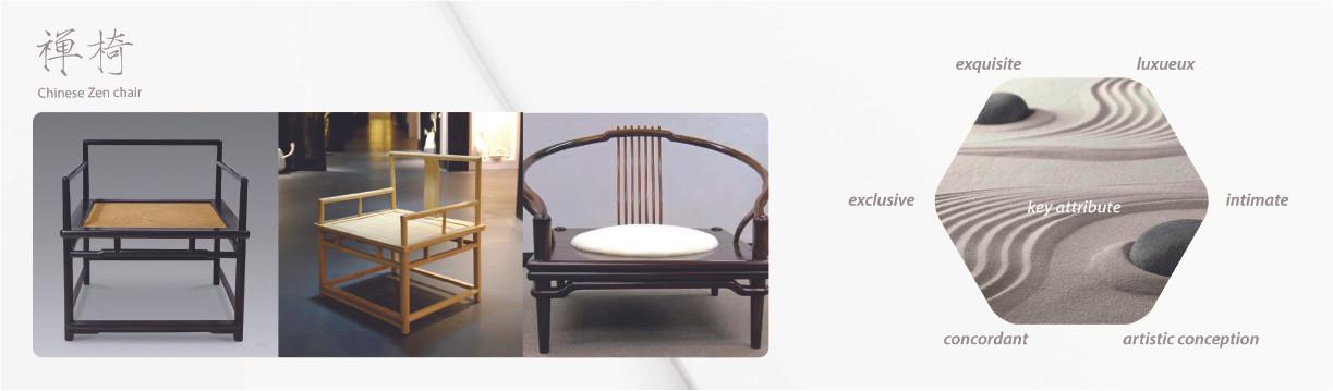 Inspiration - Chinese Zen Chair