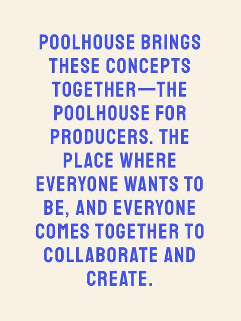 poolhouse-brand identity