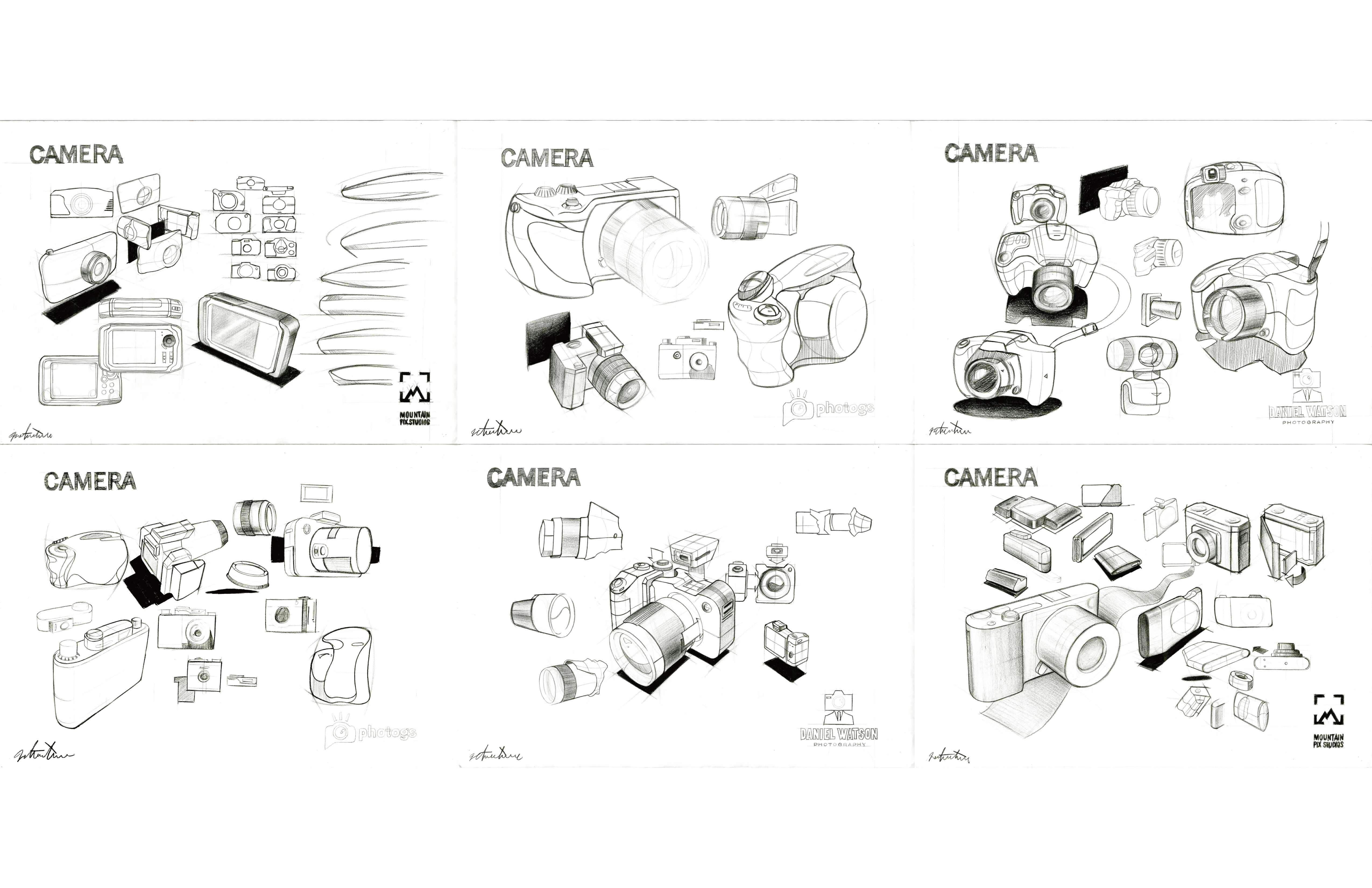 Camera - Case Study