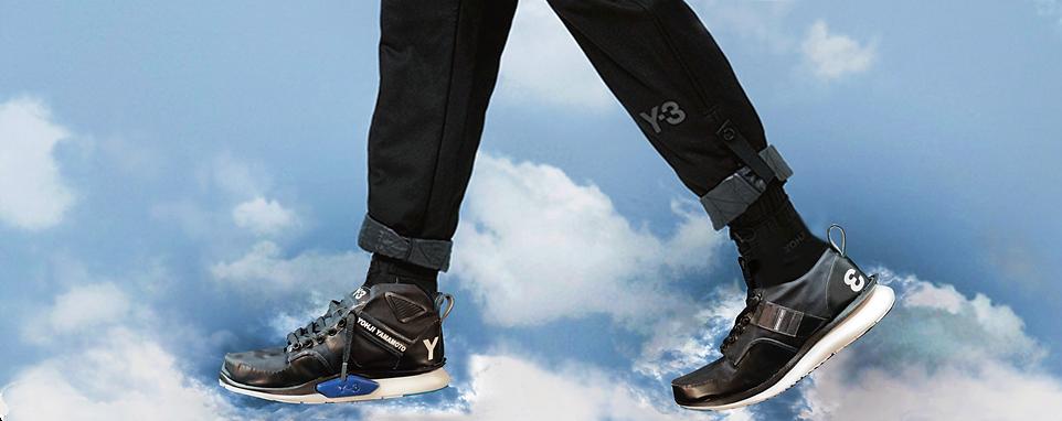 Y-3 NEUE_ Running Shoe