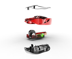 ENZO - exploded view