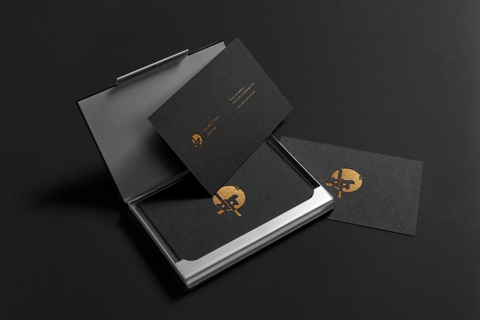 DINGPAI_ Business Card_ Front