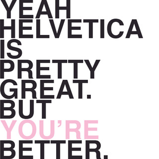 you're better