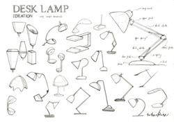 Desk Lamp - Case Study