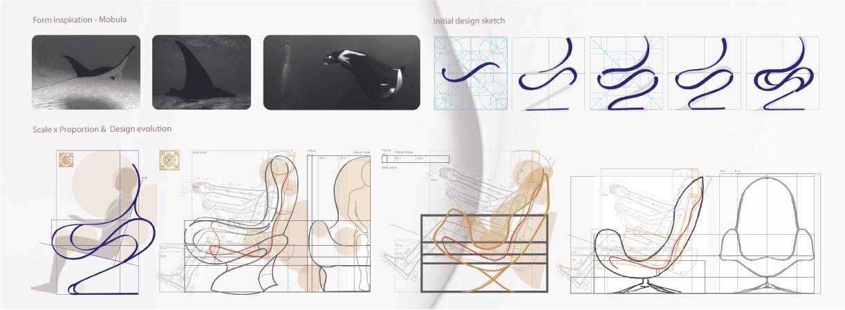 Design Evolution - Form Development