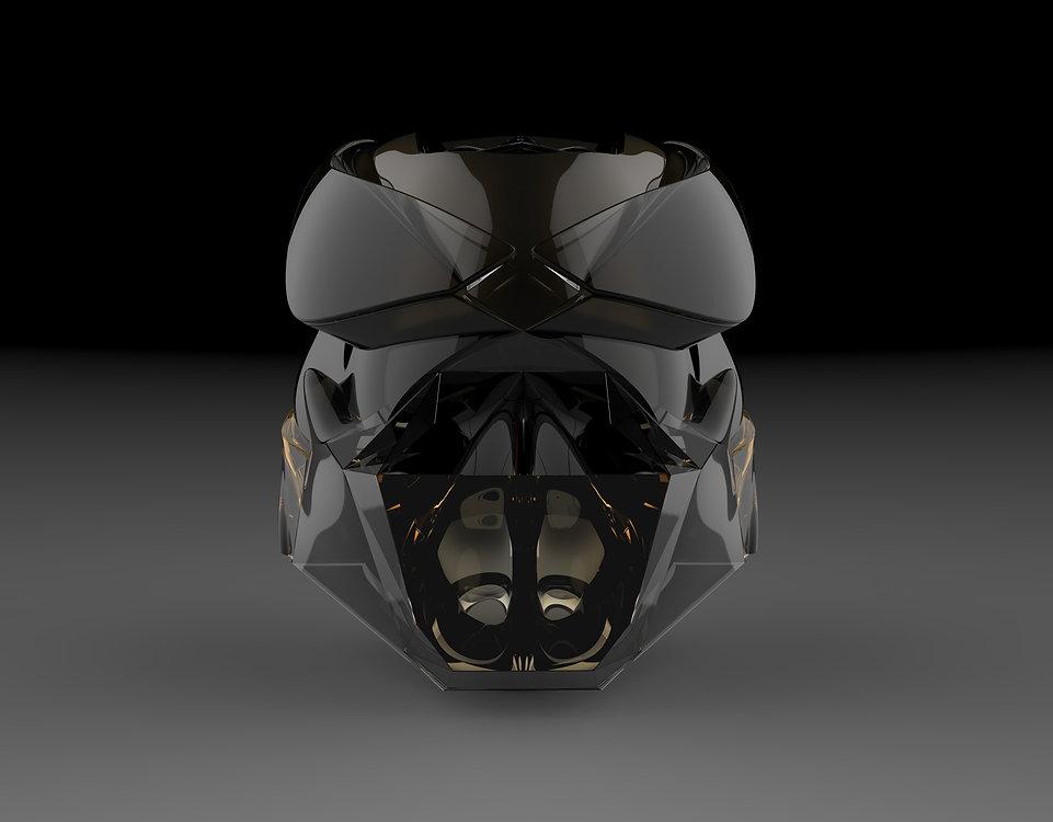 Raptor Pilot Helmet