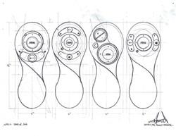 Möbius / Apple TV Remote - Redesign Project