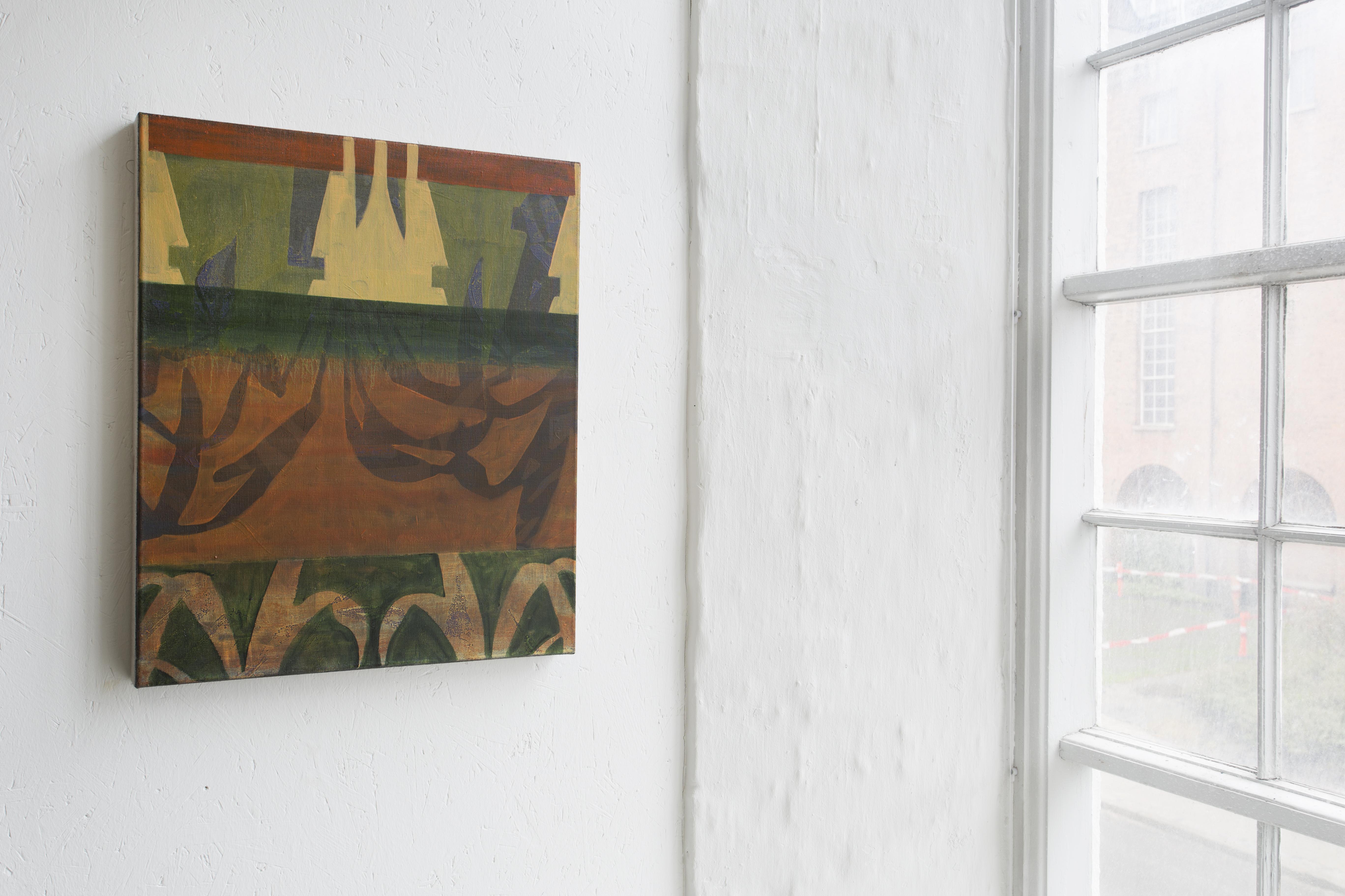 installation view 'April Montagen'