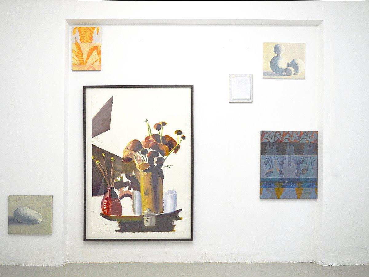 installation view 'Det Stille Liv'