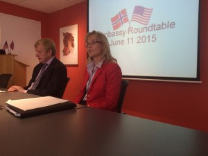 Annual Embassy Roundtable