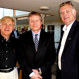 Reception at Scandinavian Center with H.E. Ambassador Kåre R. Aas as Speaker