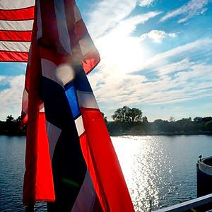 2012 Welcome to Washington & Annual Dinner Cruise, Potomac River, Washington D.C