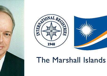 Long-Standing NACC Member The Marshall Islands Registry Upgrades Membership to Patron Level