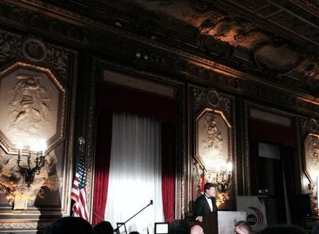 Norwegian-American achievement and trade award 2016