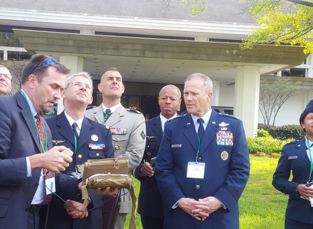 NATO and Virginian Industry Unite at Collaborative Symposium
