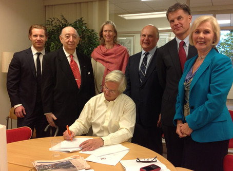 NACC signs Affiliation Agreement with the Philadelphia Chapter