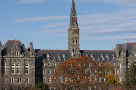 The Georgetown University Scandinavia Network