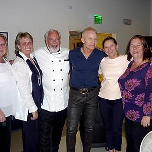 Annual Codfish Dinner with Speaker Geir Ness at Scandinavian Center