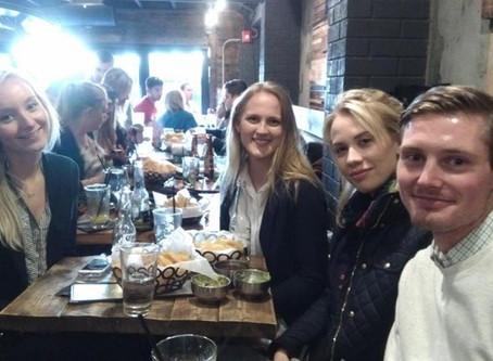 Nordic Young Associates Happy Hour in Washington DC