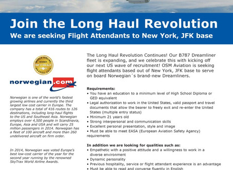 OSM Aviation: Join the Long Haul Revolution