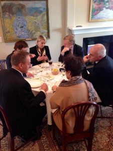 Norway's Minister of Trade & Industry, Ms Monica Mæland visits Washington DC