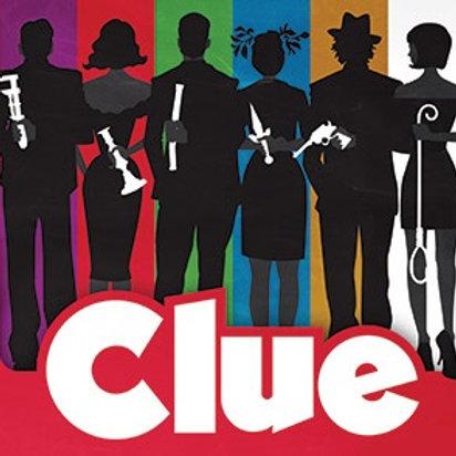 Cast/Crew SHOW FEE: Clue