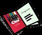 small grpahic of Clue program