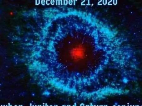 The Age of Aquarius begins on 21 December 2020