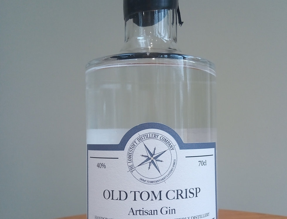 Old Tom style Gin 50cl @ 40% ABV