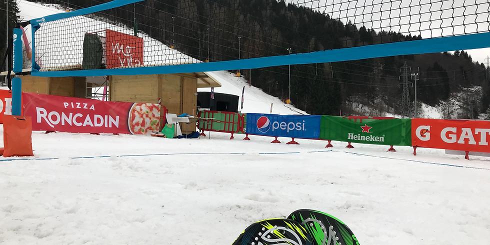V edizione SNOW TENNIS