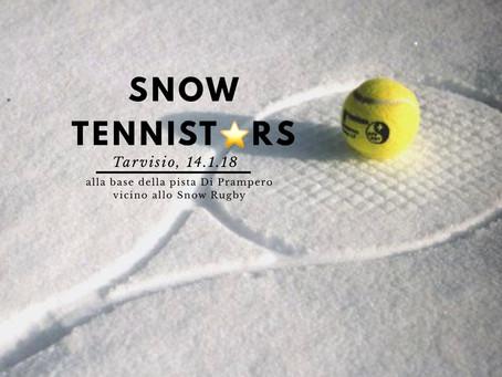 Snow tennis edizione ZERO°