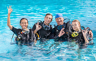 scuba diving lake malawi