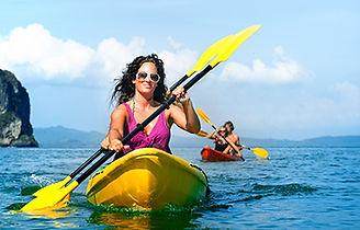 lake malawi kayaking