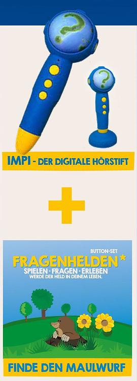 """IMPI + Spiel """"Finde den Maulwurf"""""""